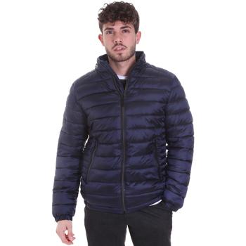 Oblačila Moški Puhovke Sseinse GBI635SS Modra