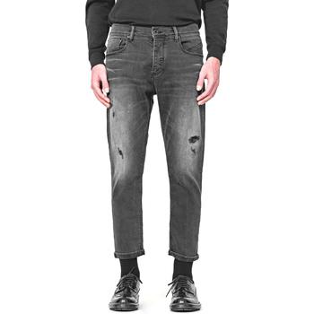 Oblačila Moški Jeans straight Antony Morato MMDT00251 FA750284 Črna
