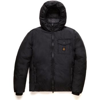 Oblačila Moški Puhovke Refrigiwear RM0G12203NY0176 Črna