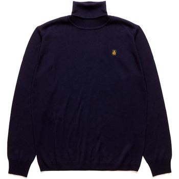 Oblačila Moški Puloverji Refrigiwear RM0M25700MA9T01 Modra