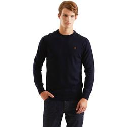 Oblačila Moški Puloverji Refrigiwear RM0M26900MA9T01 Modra