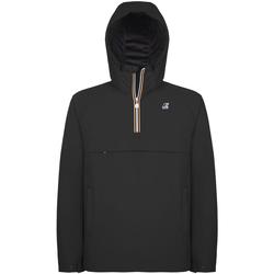 Oblačila Moški Vetrovke K-Way K0095B0 Črna