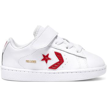 Čevlji  Otroci Nizke superge Converse 768406C Biely