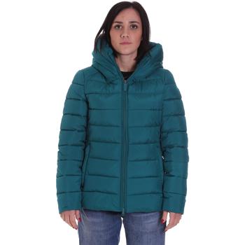 Oblačila Ženske Puhovke Invicta 4431725/D Zelena
