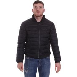 Oblačila Moški Puhovke Sseinse GBI635SS Črna