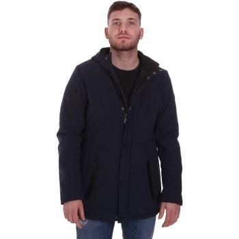 Oblačila Moški Parke Lumberjack CM50221 003 404 Modra
