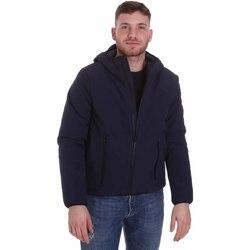 Oblačila Moški Jakne Lumberjack CM95124 001 404 Modra