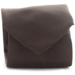 Oblačila Moški Kravate in dodatki Michi D'amato CRAVATTA 001 Brown