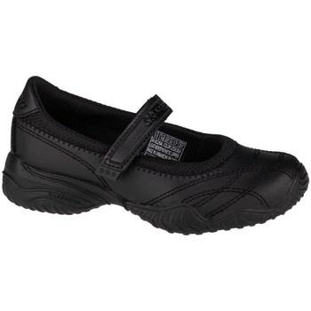 Čevlji  Deklice Čevlji Derby & Čevlji Richelieu Skechers Velocitypouty Črna
