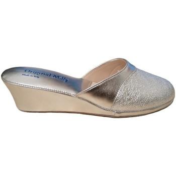Čevlji  Ženske Cokli Milly MILLY4000arg grigio