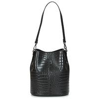 Torbice Ženske Ročne torbice Betty London OSSO Črna