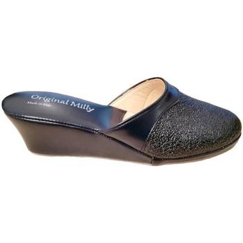 Čevlji  Ženske Natikači Milly MILLY4000blu blu