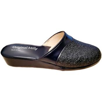 Čevlji  Ženske Cokli Milly MILLY4200blu blu