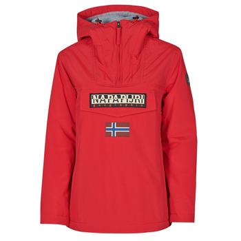 Oblačila Ženske Parke Napapijri RAINFOREST WINTER Rdeča