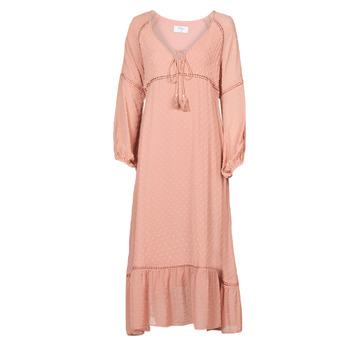 Oblačila Ženske Dolge obleke Betty London OFRI Rožnata