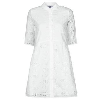 Oblačila Ženske Kratke obleke Betty London ODA Bela