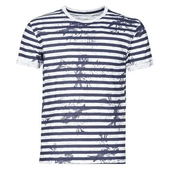Oblačila Moški Majice s kratkimi rokavi Yurban OLORD Bela