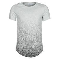 Oblačila Moški Majice s kratkimi rokavi Yurban OLORD Siva / Črna