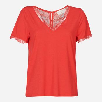 Oblačila Ženske Topi & Bluze Moony Mood  Rdeča