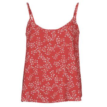 Oblačila Ženske Topi & Bluze Moony Mood OPALE Rdeča