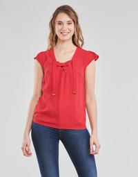 Oblačila Ženske Topi & Bluze Moony Mood OPAK Rdeča