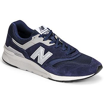 Čevlji  Moški Nizke superge New Balance 997 Modra