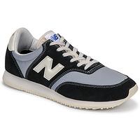 Čevlji  Moški Nizke superge New Balance 100 Modra / Črna
