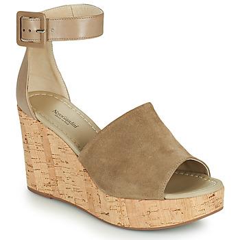 Čevlji  Ženske Sandali & Odprti čevlji NeroGiardini NORWAY Taupe