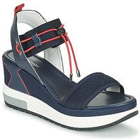 Čevlji  Ženske Sandali & Odprti čevlji NeroGiardini CAMINO Rdeča