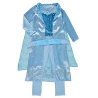 Oblačila Deklice Kostumi Fun Costumes COSTUME ENFANT PRINCESSE DES NEIGES Večbarvna