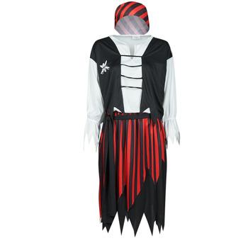 Oblačila Ženske Kostumi Fun Costumes COSTUME ADULTE PIRATE SUZY Večbarvna