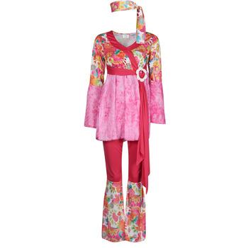 Oblačila Ženske Kostumi Fun Costumes COSTUME ADULTE HAPPY DIVA Večbarvna