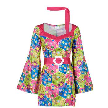 Oblačila Ženske Kostumi Fun Costumes COSTUME ADULTE SWEET MEADOW Večbarvna