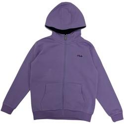 Oblačila Otroci Puloverji Fila 688143 Vijolična