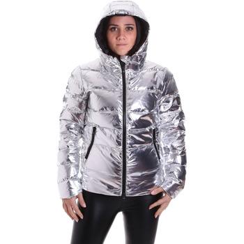 Oblačila Ženske Puhovke Refrigiwear RW5W09000NY0188 Siva
