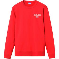 Oblačila Moški Puloverji Napapijri NP0A4EHR Rdeča