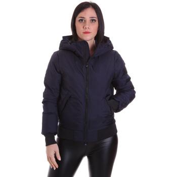Oblačila Ženske Jakne Refrigiwear RW8W13600NY3209 Modra