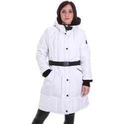 Oblačila Ženske Puhovke Refrigiwear RW8W05601NY9131 Biely