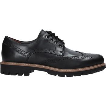 Čevlji  Moški Espadrile Clarks 127192 Črna