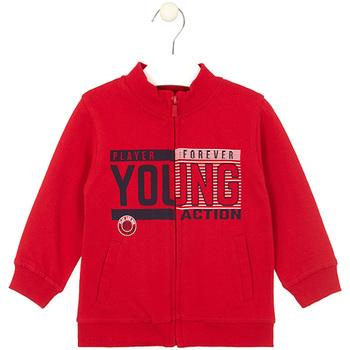 Oblačila Otroci Puloverji Losan 025-6651AL Rdeča