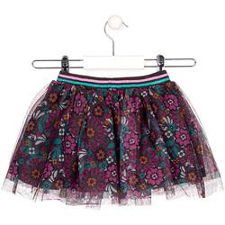 Oblačila Deklice Krila Losan 026-7026AL Siva