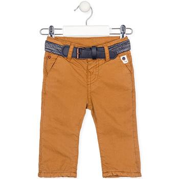 Oblačila Dečki Hlače Losan 027-9003AL Rumena
