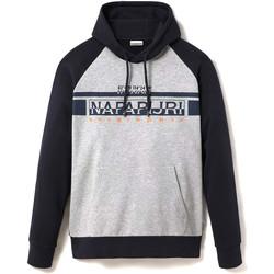 Oblačila Moški Puloverji Napapijri NP0A4ENB Siva