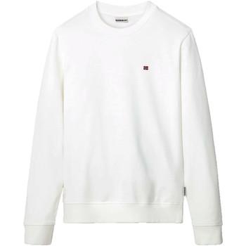 Oblačila Moški Puloverji Napapijri NP0A4EW7 Biely