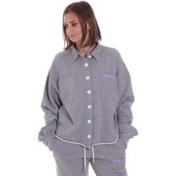 Oblačila Ženske Jakne La Carrie 092M-TJ-320 Siva