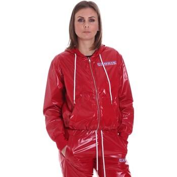 Oblačila Ženske Jakne La Carrie 092M-TJ-430 Rdeča