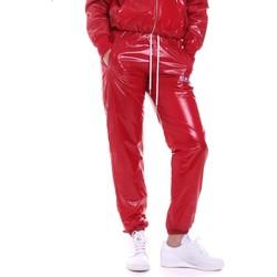 Oblačila Ženske Spodnji deli trenirke  La Carrie 092M-TP-431 Rdeča