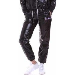 Oblačila Ženske Spodnji deli trenirke  La Carrie 092M-TP-411 Črna
