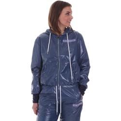 Oblačila Ženske Jakne La Carrie 092M-TJ-440 Modra