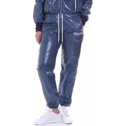 Oblačila Ženske Spodnji deli trenirke  La Carrie 092M-TP-441 Modra